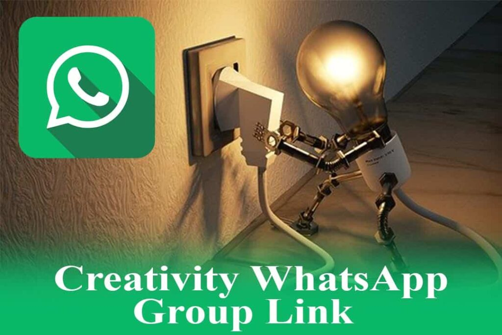 Creativity WhatsApp Group Link